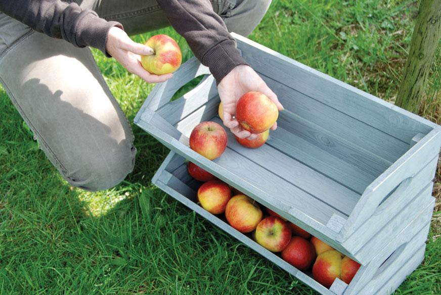 Своими руками ящики для фруктов