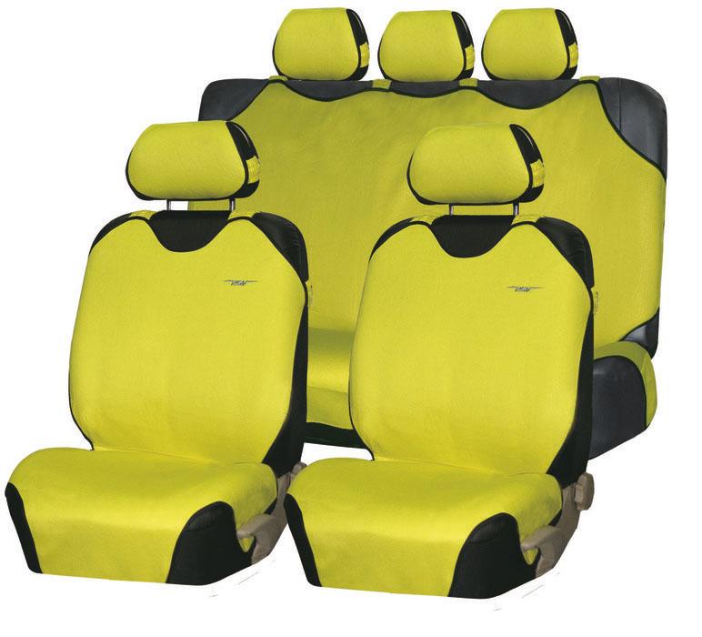 Накидка на сиденья искусственный мех